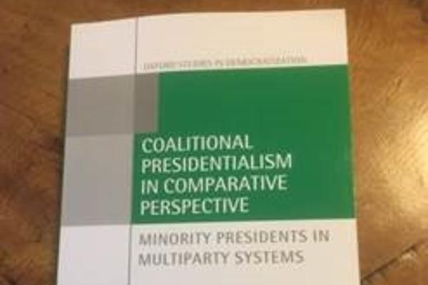 coalitional presidentialism in comparative perspective book